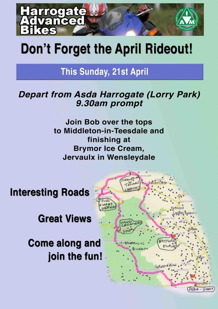 HAB rideout Apr 2013
