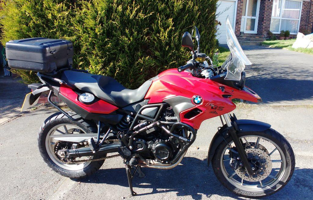Bike for Sale – BMW F700GS | Harrogate Advanced Bikes